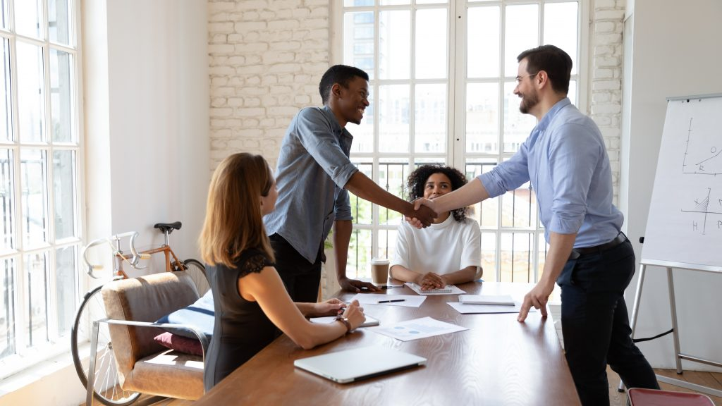 Set boundaries with clients