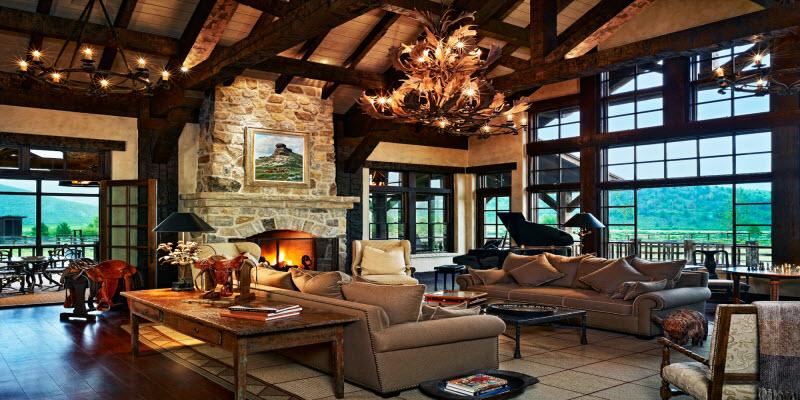 LEADING THE EXTRAORDINARY Janet Gilliland LIV Sothebys - Colorado luxury homes
