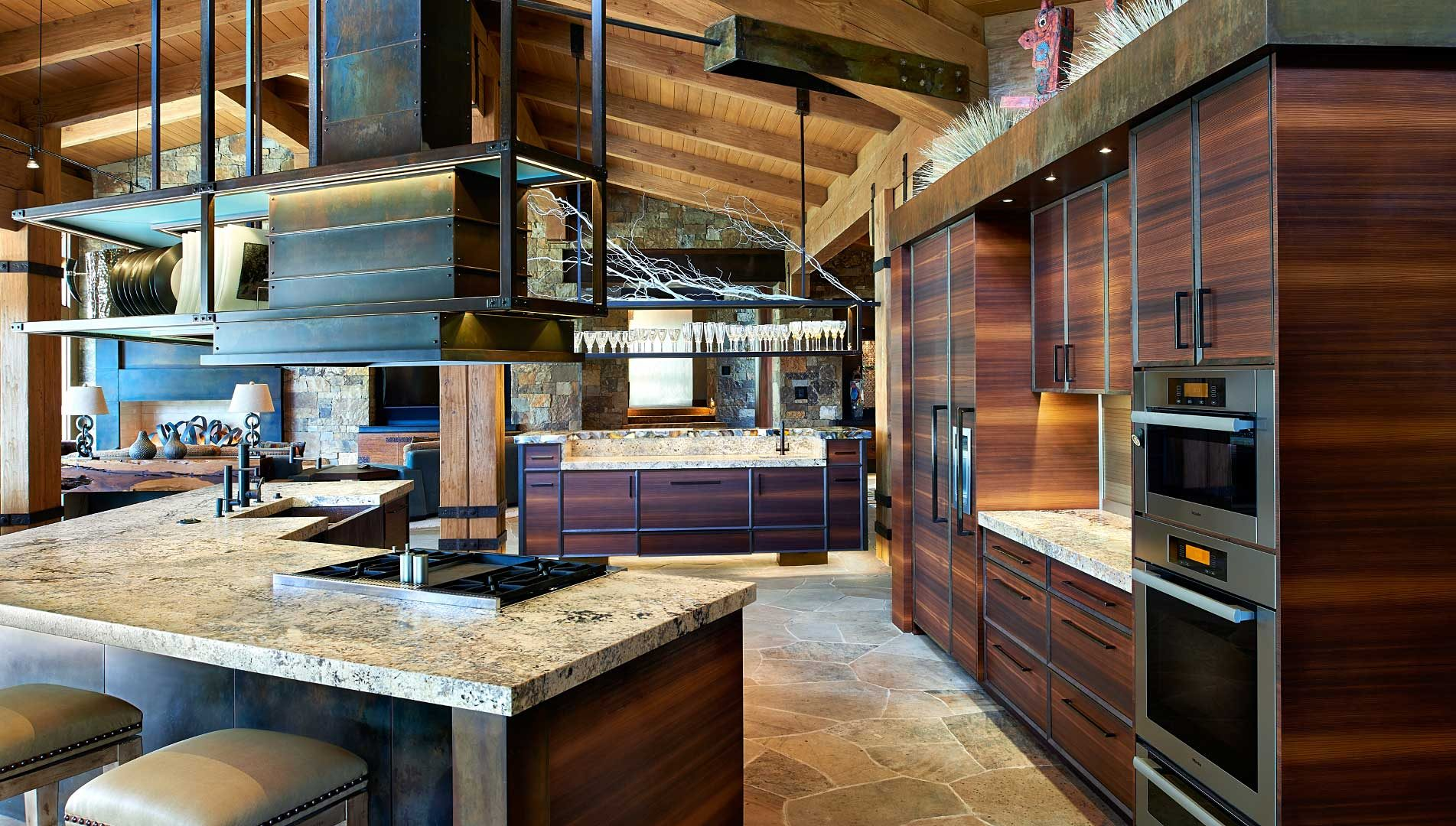 luxury real estate colorado: dream kitchens | janet gilliland
