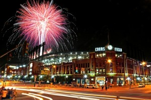 Where to see fireworks around Denver for the 4th of July 2014