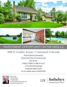 Investor Special in The Knolls