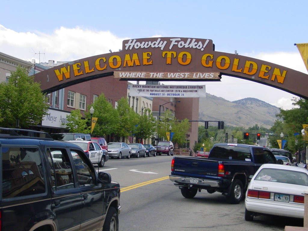 Golden Colorado homes for sale