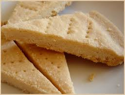 Grandmother's Shortbread Cookies