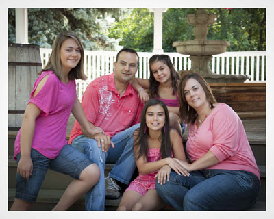 severson-family