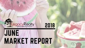 June 2018 Market Report