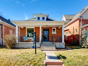 Washington Park Homes for Sale 739 S Washington