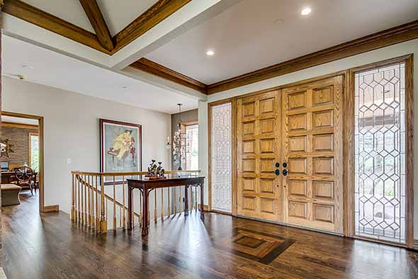 After - Entryway at 48 Batala Place