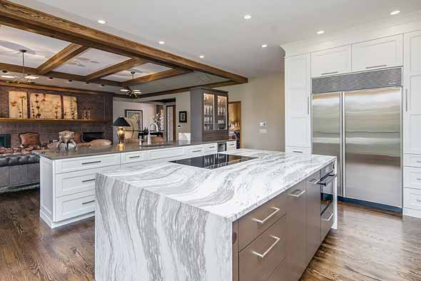 After - Kitchen at 48 Batala Place