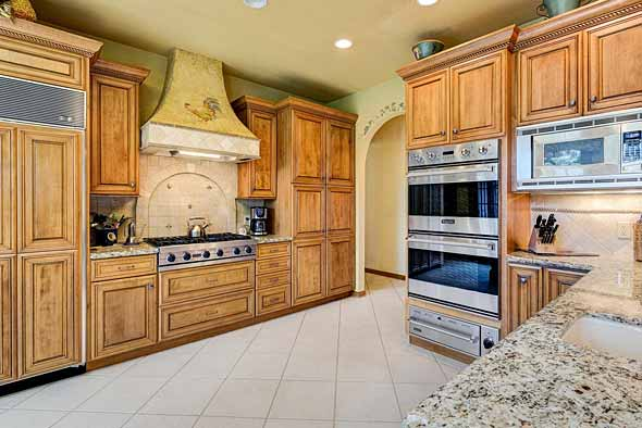 Before - Kitchen at 48 Batala Place