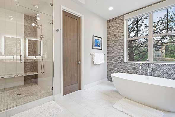 After 6269 Shavano Peak Place Master Suite Bathroom