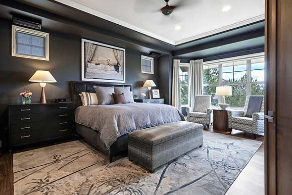 After 6269 Shavano Peak Place Master Suite Bedroom