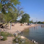 Live the beach life, in Bow Mar, Colorado