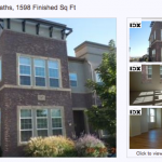 Home in The Brownstones, Highlands Ranch for just 3% down and no appraisal costs