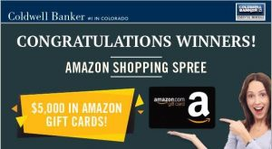 amazon congratulation postcard