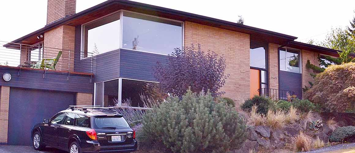 Mid-Century Modern Homes in Denver