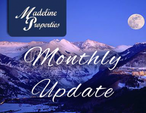 Madeline Slavin Monthly Update Vail Colorado Luxury Real Estate