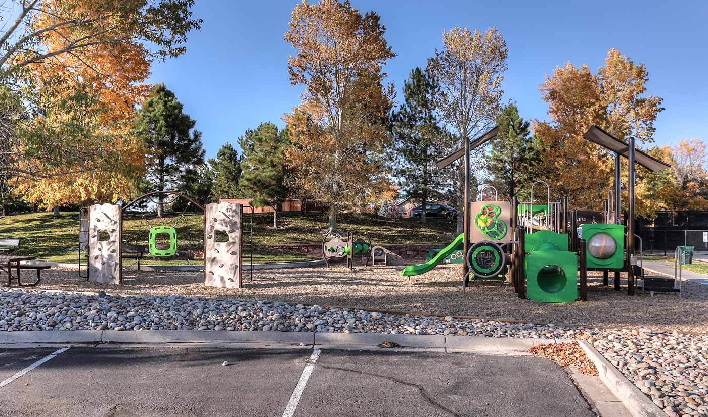 Homestead Park Playground