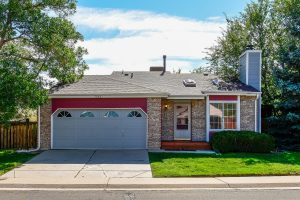 Just Listed charming 2 bed, 2 bath home with great outdoor living space in Littleton