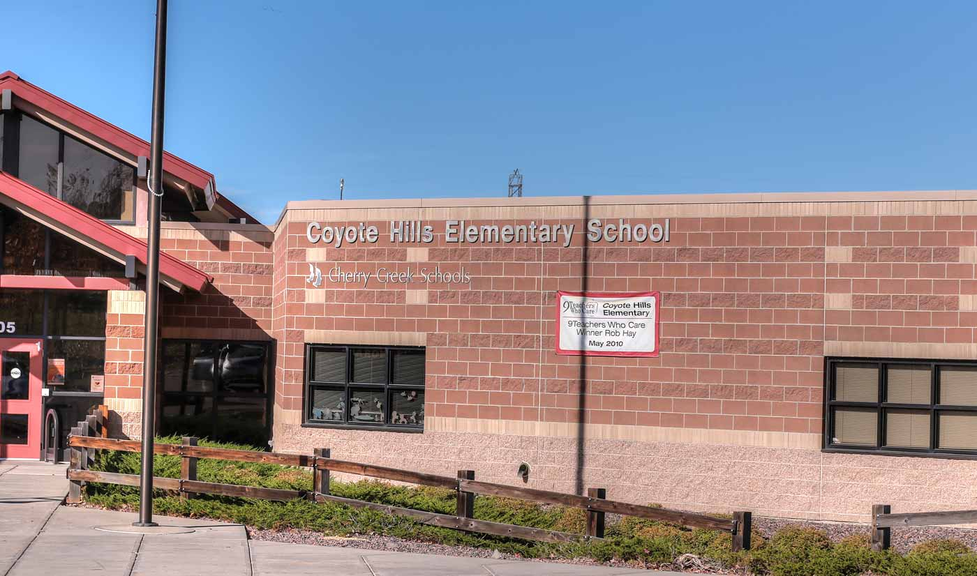Coyote Hills Elementary School Tallyns Reach Real Estate for Sale