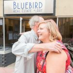 bluebird real estate art 8414 150x150 Our 1st First Friday on Santa Fe