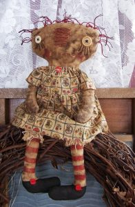 138 Raggedy Maggie Rose 196x300 March First Friday Affordable Art Sale