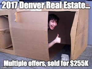 Denver Real Estate Meme