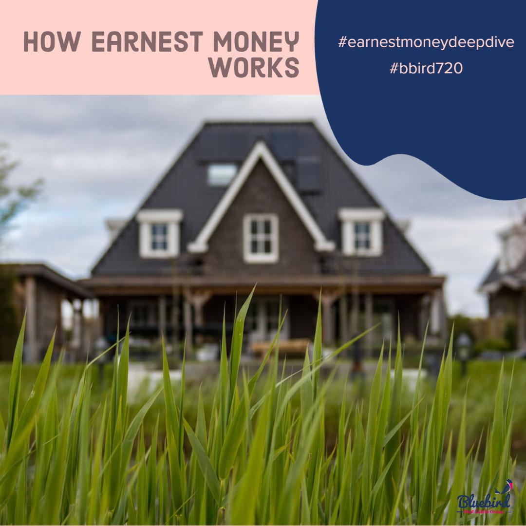 How earnest money works