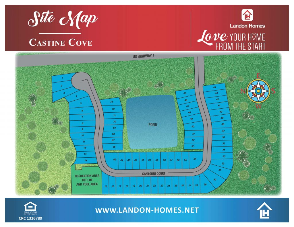 Castine Cove by Landon Homes
