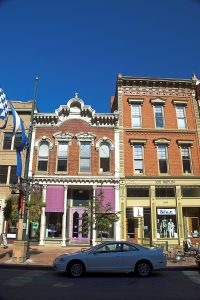 Denver, CO historic LODO homes