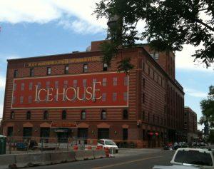 Luxury Ice House Lofts in LODO
