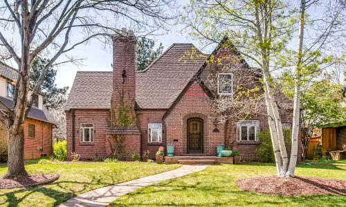 Sold! Gorgeous Park Hill Tudor