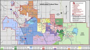 Aurora buyers, is Cherry Creek school district the safe bet?