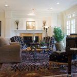 a different sitting area with a piano 150x150 $4.5 Million Denver Mansion Owned by Peyton Manning Take a look inside