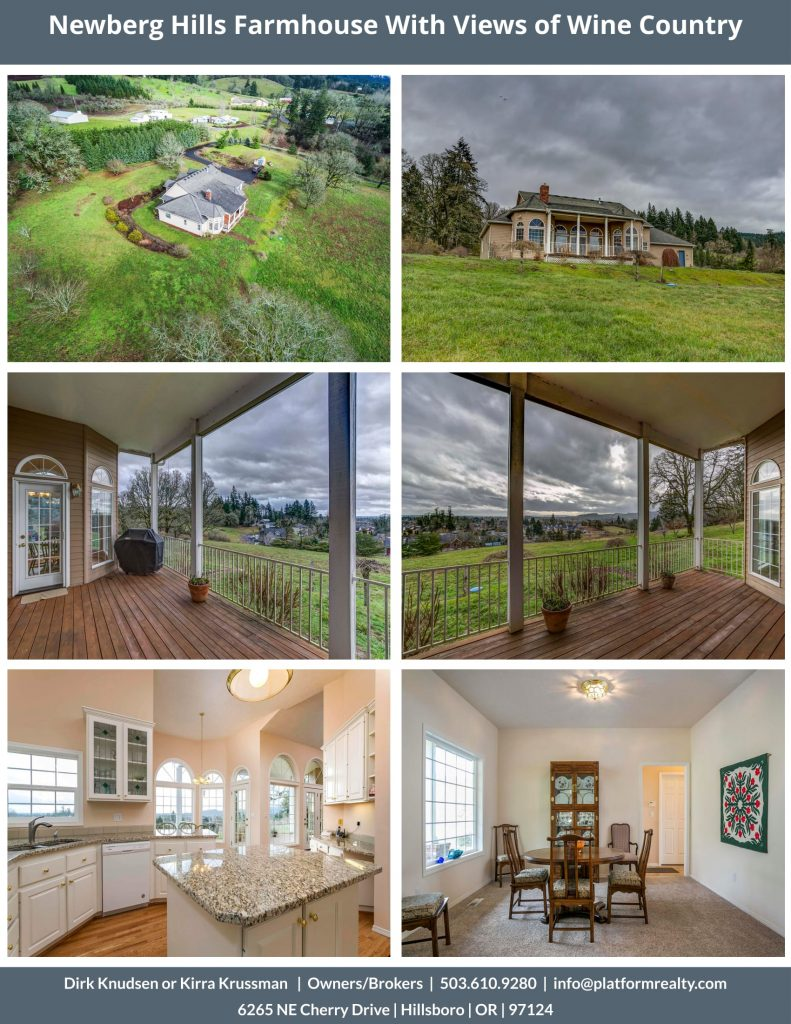 25935 North Valley Road 1 2 791x1024 25935 North Valley Road Offers Wine Country Dream Estate On 3 Acreage Lots