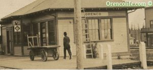 Man at Train1 300x138 Old Orenco Oregon Homes For Sale