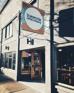 We Welcome Insomnia Coffee To Downtown Hillsboro
