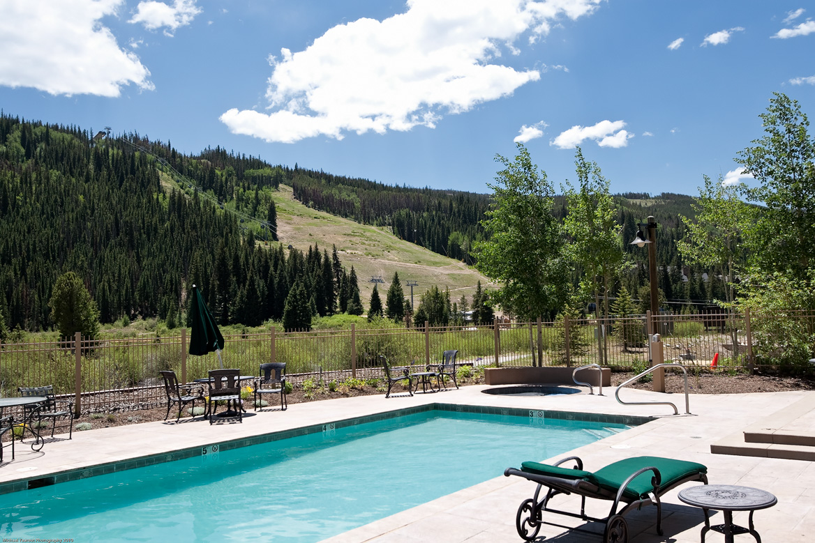 PoolView1LowRes Red Hawk Lodge condos for sale