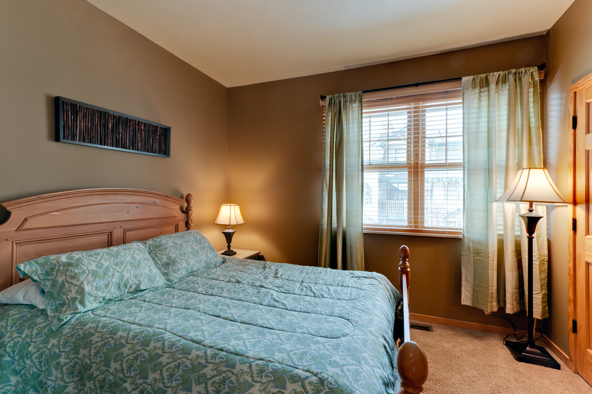 Bedroom1LowRes Northstar Townhomes Keystone Real Estate for sale