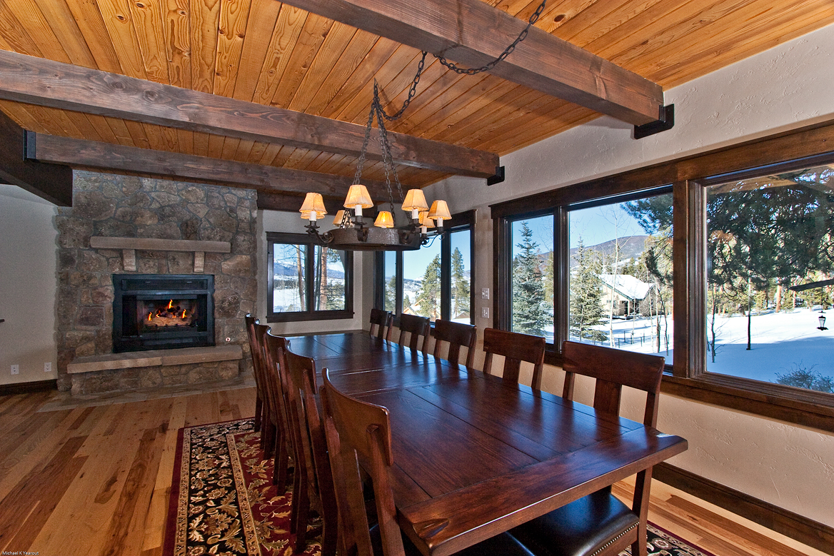 DiningRoomLowRes Keystone Ranch Real Estate