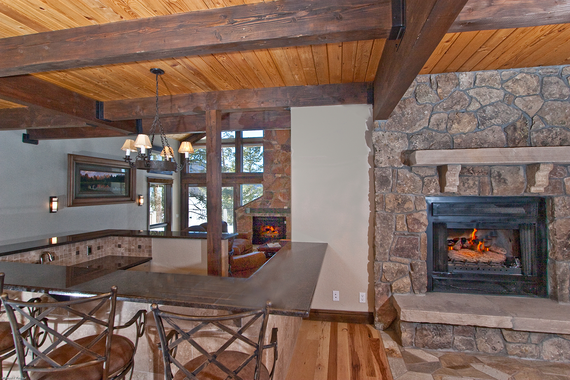 DoubleFireplaceLowRes Keystone Ranch Real Estate