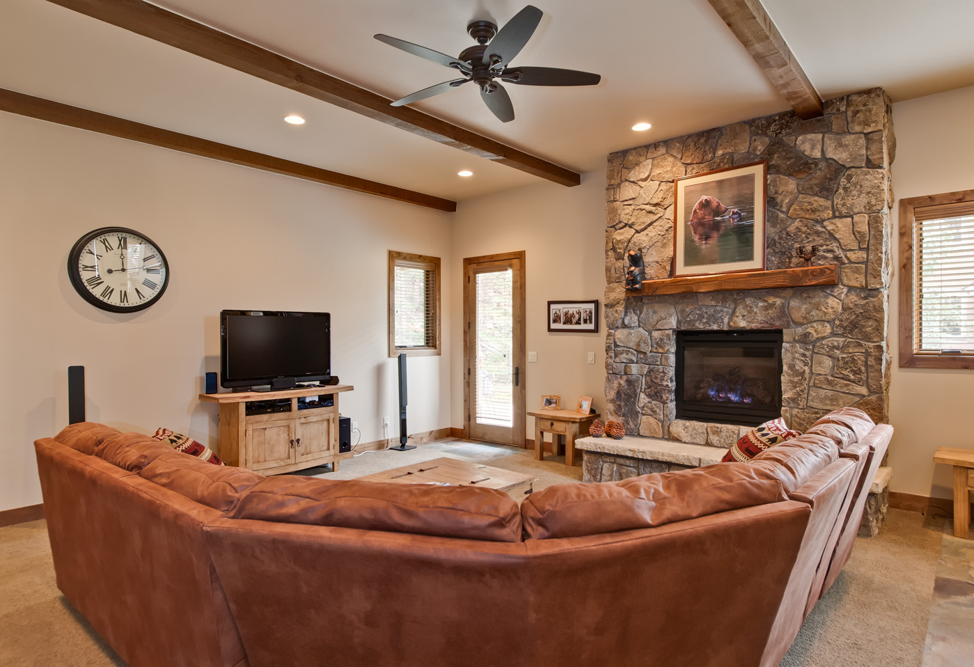 EntertainmentRoomView1Web Estates at Settlers Creek Real Estate