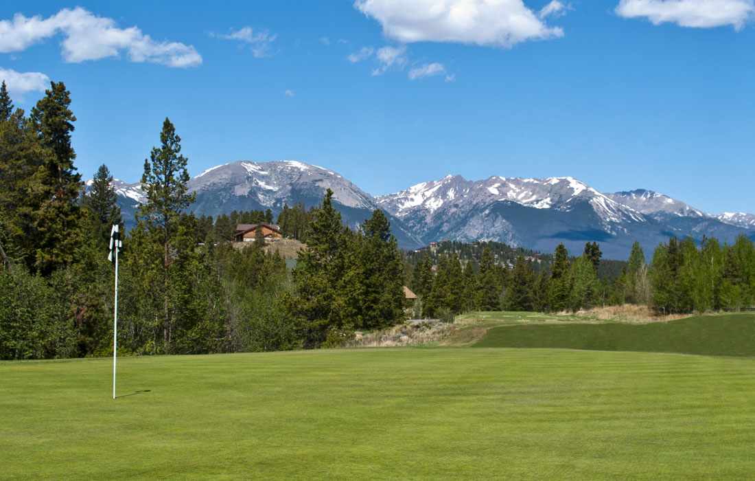 Keystone Golf Course 11 Cabins in the Pines for sale