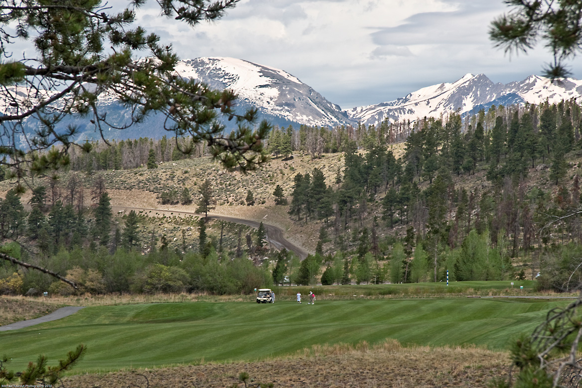 ViewOfGolfCourseFromDeckLowRes The Pines condos for sale Keystone Real Estate