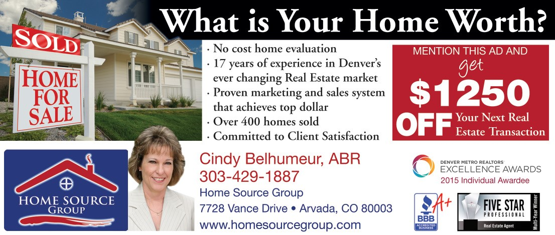ARV YN HomeSource Arvada Real Estate Agent