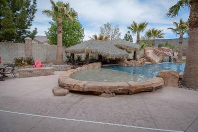 For Sale 1602 W Chateau Circle, St George UT - Pool