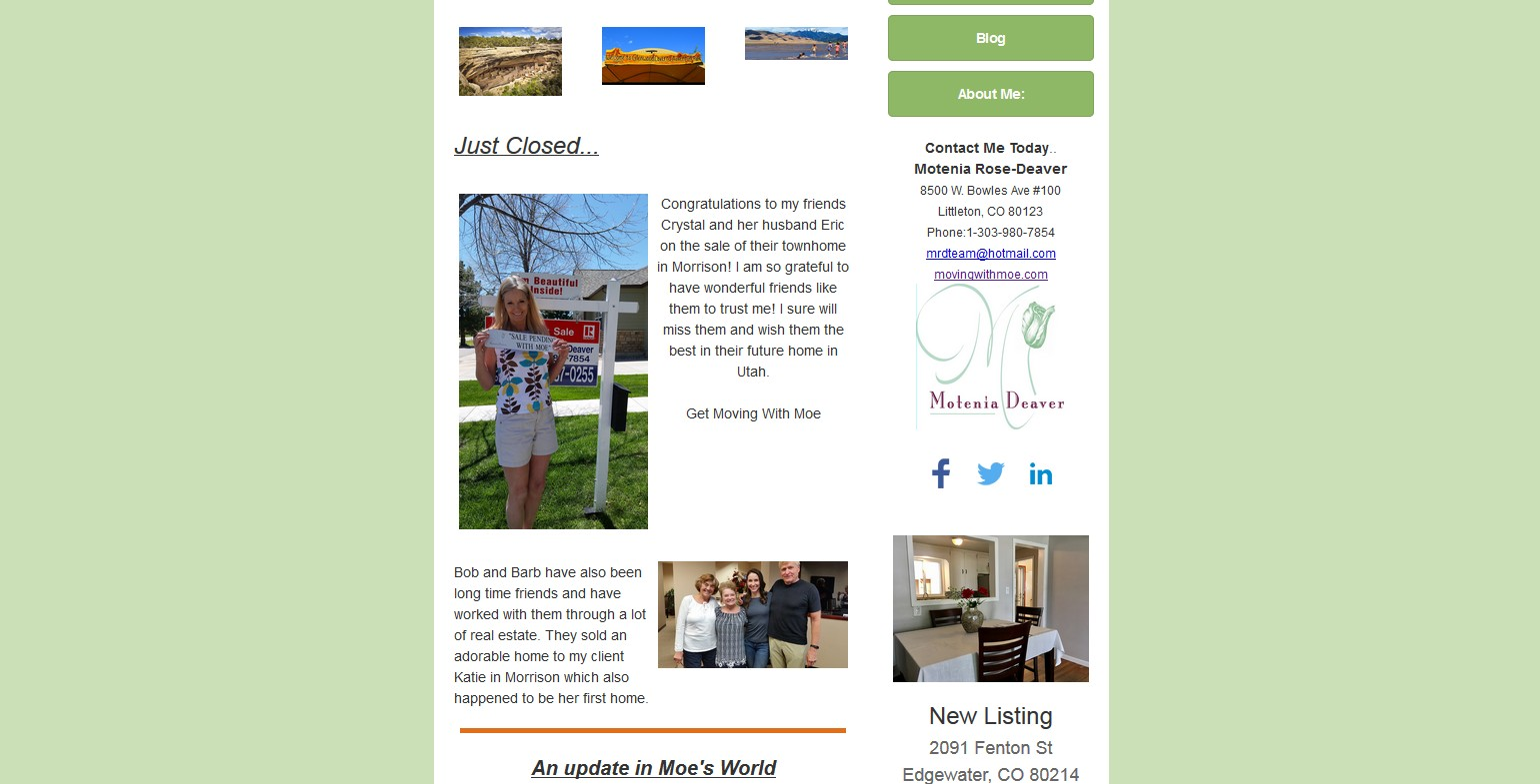 Latest Newsletter Features
