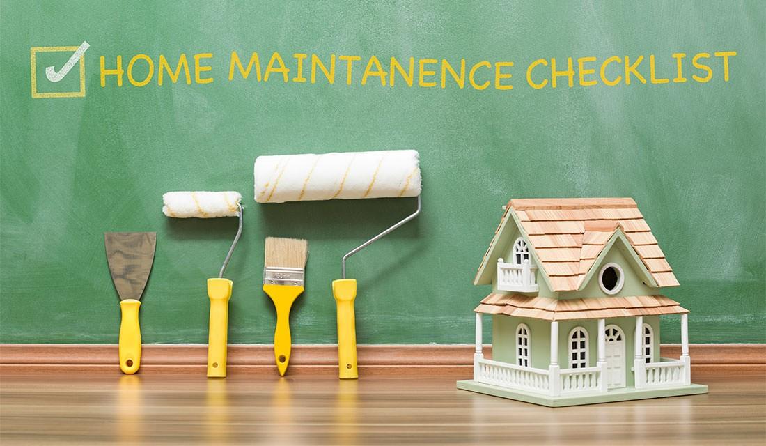 A Handy End of Summer Home Maintenance Checklist!