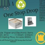 Paper & Electronic Recycling