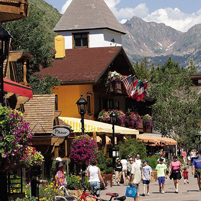 VailVillageSummer Real estate for sale in Vail, CO