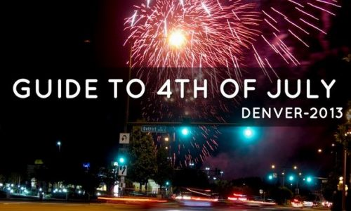 Your guide to fantastic 4th of July weekend in Denver
